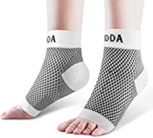 AVIDDA Plantar Fasciitis Socks with Heels Arch Supports, Compression Sleeves Ideal for Arthritis Pain Relief and...