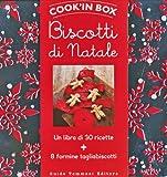 Scarica Libro Biscotti di Natale Cook in box Con gadget (PDF,EPUB,MOBI) Online Italiano Gratis