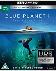 Blue Planet II [4K ULTRA HD + BLU RAY] [2017] [Blu-ray] UK IMPORT