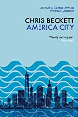 America City: From the award-winning, bestselling sci-fi author of the Eden Trilogy Paperback