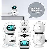 Idol Robot studiato per l'apprendimento dei bambini Insegna le basi di matematica,della lingua italiana,a fare ragionamenti e