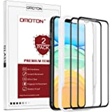 OMOTON Protector Pantalla iPhone 11/XR Cristal Templado iPhone 11/XR, Anti-Burbujas, Anti-despegamientos, Anti-arañazos, Cobe