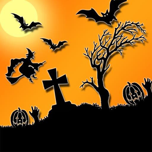 Halloween cemetery escape