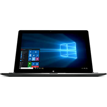 Micromax Canvas Laptab LT666W 10.1-inch Touchscreen Laptop (Intel Atom Z3735F/2GB/32GB/Windows 10/Integrated Graphics/With WiFi Only), Grey