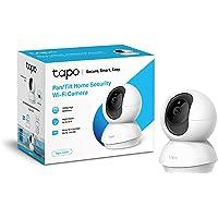 TP-Link Telecamera Wi-Fi Interno, Videocamera sorveglianza 1080P, Visione Notturna, Audio Bidirezionale, Notifiche in…