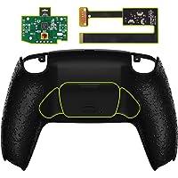 eXtremeRate Rise Remap Kit Programmable pour Playstation 5 Manette,Boîtier Arrière Coque de Remplacement pour PS5…