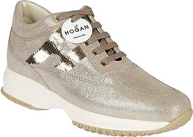 Hogan, Sneaker donna Oro gold IT - Marke Größe, Oro (gold), 34 IT ...