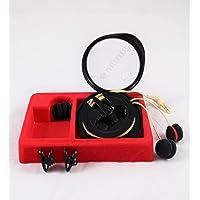 OKM II Classic Solo: Binaurale (Kunstkopf-) Mikrofone, die im Ohr getragen werden, für live-recording, field-recording…