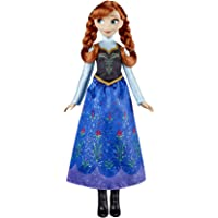 Disney Reine des Neiges – Poupee Princesse Disney Poussière d'Etoiles Anna - 30 cm
