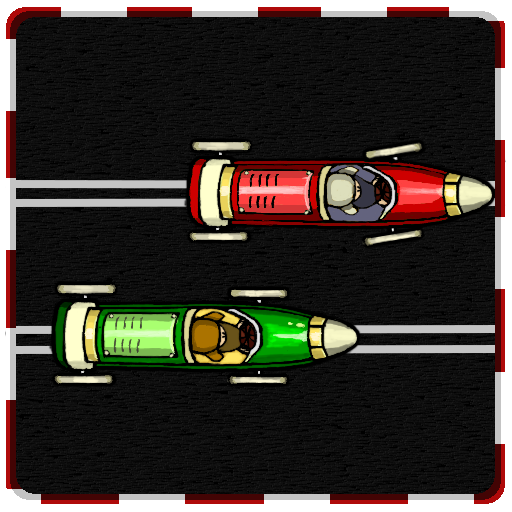 slot-car-race