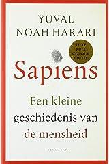 Sapiens: Een kleine geschiedenis van de mensheid Hardcover