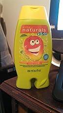 Avon Naturals Kids Body Wash & bubble bath mango