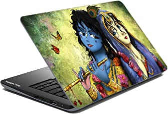 Printelligent HD Designer Laptop and Hard Disk Skin Cover Fits For All Models from 10 inch to 15.6 inches, Dimensions 10.5 x 15.5 inch