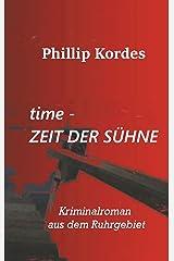 time - Zeit der Sühne Kindle Ausgabe