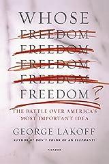 Whose Freedom? Taschenbuch