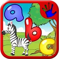 ABC Kindergarten Anblick Wort Jigsaw Puzzle Formen - Kleinkinder lehrt, das englische phonetische Buchstaben-Alphabet und über 100 einfache Wörter lesen