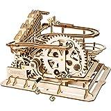 ROKR Puzzle 3D Madera Maquetas para Montar Modelo mecánico Kit de construcción con Bolas para Adolescentes y Adultos (Waterwh