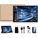 Tablet 10 Pulgadas, 5G Wi-Fi, 4G LTE Dual SIM, Android 10.0 YESTEL T5 Tablet PC, Procesador Octa-Core 1.6 GHz, HD Display, Fa