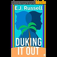 Duking It Out: A M/M Superhero Romance (English Edition)