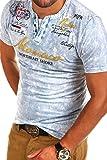 MT Styles Vintage T-Shirt VT-MONAC R-2408