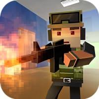 Blocky Island Hunter Survival