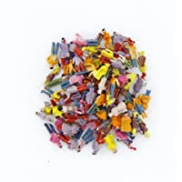 Generic New 100pcs Painted Model Train People Figures (1 to 150)