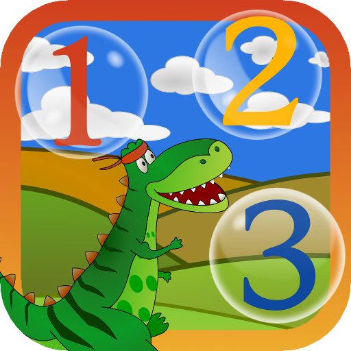 Dino does PreSchool Math