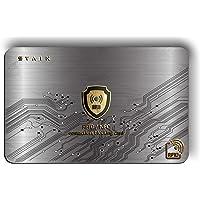 Protezione Rfid Carte Di Credito Contactless - Scheda Di Blocco Con Schermatura Rfid e Nfc - Proteggi Bancomat…