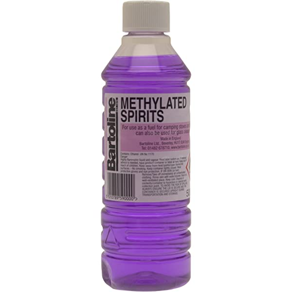 Barrettine 5L High Quality Mineralised Methylated Spirit Meths