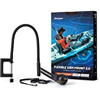 Deeper - Bras Flexible Deeper 2.0 – Nouveau design pour une meilleure utilisation sur votre kayak ou Float tube