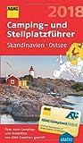 ADAC Camping- und Stellplatzführer Skandinavien, Ostsee 2018 (ADAC Campingführer)