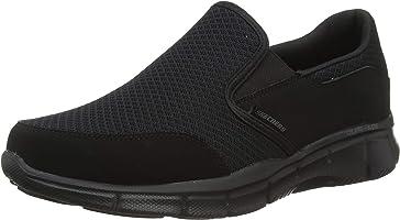 Skechers Equalizer-Persistent, Zapatillas sin Cordones para Hombre