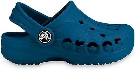 Crocs Kids Unisex Baya Navy Clogs and Mules - C8/9 [Shoes]_10190-410-C8C9