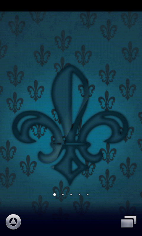 fleur de lis wallpaper: Amazon.co.uk: Appstore for Android