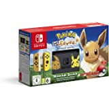 Nintendo Switch Pokémon: Lets Go, Eevee! Edition Pikachu & Evoli