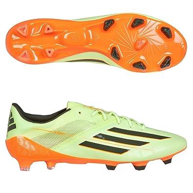 c18754391e9a F50 adiZero TRX FG Football Boots Glow/Earth Green/Solar Zest: Amazon.co.uk:  Shoes & Bags