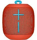 Enceinte Bluetooth Ultimate Ears WONDERBOOM étanche avec connexion Double-Up - FireballRed