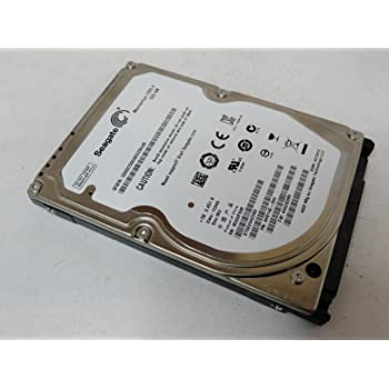 Seagate - Momentus 7200.4 ST9320423AS - Hard drive - 320 GB - internal - 2.5'' - SATA-300 - 7200 rpm - buffer: 16 MB