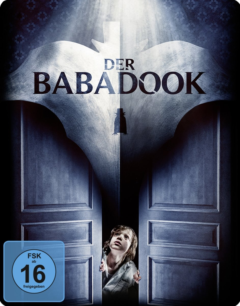 Der Babadook - Limited Steelbook [Blu-ray] [Edizione: Germania]