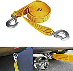 Auto Hub 4 mtr Heavy Towing Cable Rope