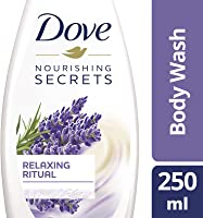 Dove Relaxing Ritual Body Wash Lavender, 250ml