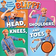 Blippi: Head, Shoulders, Knees, and Toes