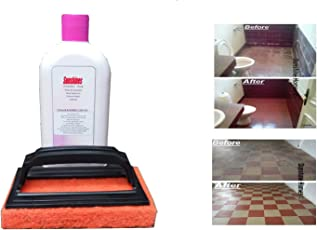 Sunshines Pupa Pink Tile Cleaner 550Ml Kit