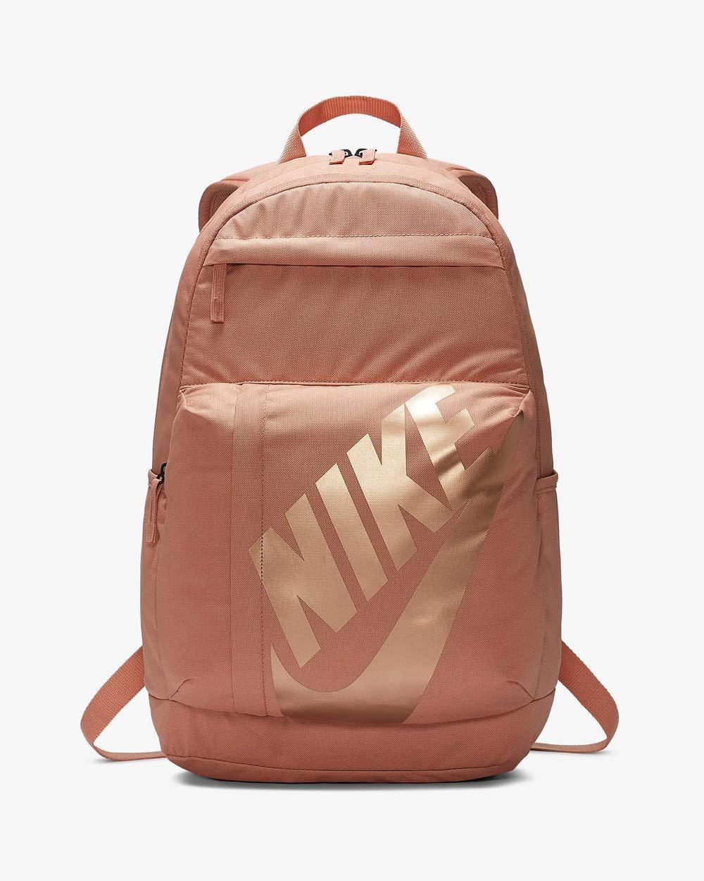 71hdBwqME5L - NIKE NikeSportswearMujerShoppers y bolsos de hombroRosa (Rose Gold) 30x15x48 centimeters (B x H x T)