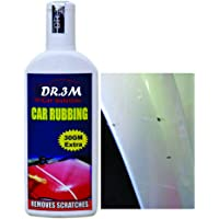 DR3M LBLRR811-Car & Bike Scratch Remover, use All Colours (Not for Dent & Deep Scratches)- 100gms+30gm Extra.