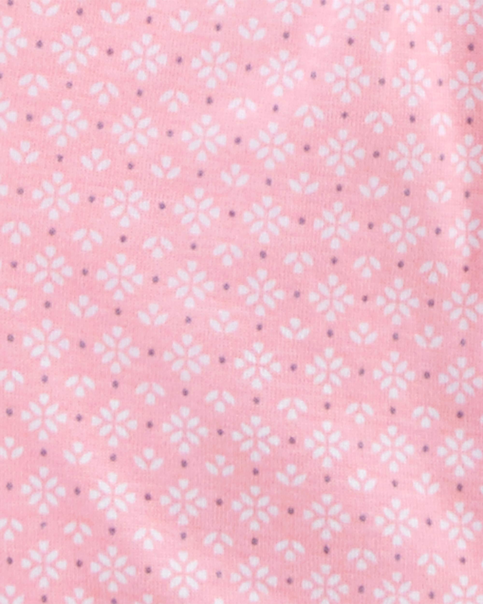 Simple Joys by Carter's Baby Girls paquete de 3 pelele de ajuste 5
