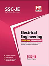 SSC JE: Electrical Engineering - Objective Solved Papers