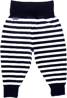 Schnizler Sweat-Hose Babyhose In Jeans-Optik Mit Elastischem Bauchumschlag Pantalones de Deporte para Beb/és