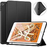Ztotop Funda para iPad Mini 5 2019, Ultra Delgada Smart Cover Carcasa con Soporte Incorporado de Pencil- Ligero, Función de A