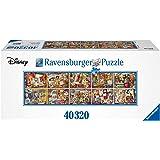 Ravensburger - 17828 - Puzzle 40000 pièces Mickey au fil des années - Puzzle adulte